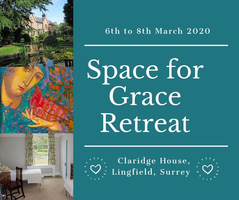 Space for Grace retreat 2020 with Ann-Marie Marchant