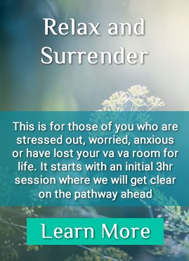 Relax and Surrender